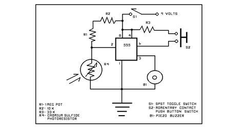 photoresistor trigger photoresistor trigger circuit 28 images solar sensor draws less than 8 pa how to build a