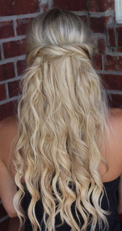 Simple Hoco Hairstyles | homecoming hairstyles 2016 hairstyle for long hair