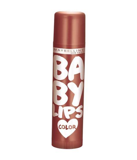 maybelline baby cinnamon 2g maybelline baby spicy cinnamon lip balm buy