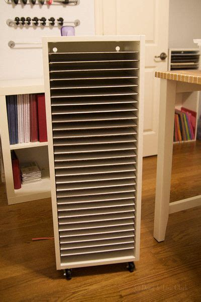 Best Scrapbook Shelf by 12x12 Paper Storage Ideas Storage Decorations