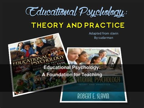 educational psychology theory and practice with mylab education with enhanced pearson etext leaf version access card package 12th edition what s new in ed psych tests measurements 01 educational psychology sudarman