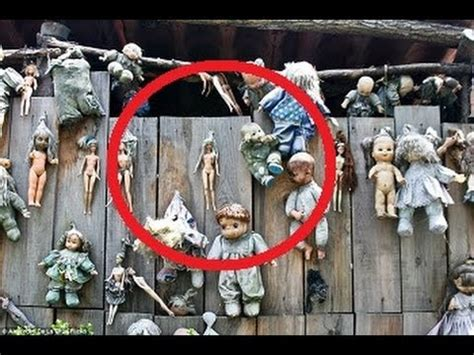 the haunted doll island the mysterious and creepy doll island of mexico