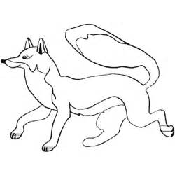 fox coloring book fox coloring part 3