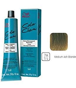 7a hair color wella color charm demi hair color 7a