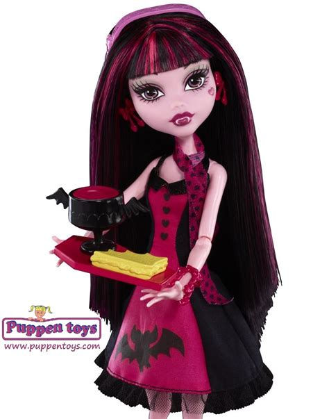 high and draculaura restaurante high con mu 241 eca mattel juguetes