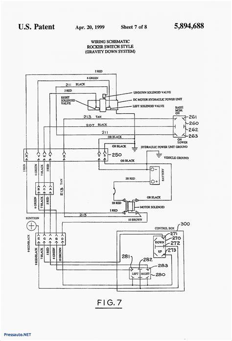 western snow plows wiring diagram untpikapps