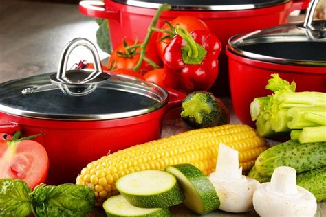 cuisiner sainement comment choisir ses casseroles pour cuisiner sainement