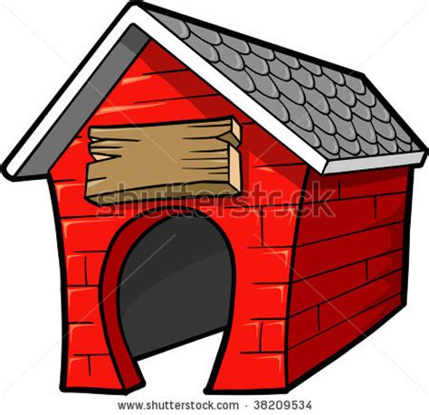 clip art dog house cartoon dog house clipart 30