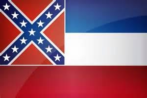 mississippi state colors flag of mississippi the official mississippi s flag