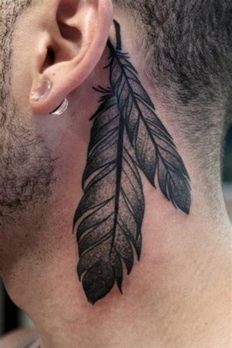 tribal nations tattoo deal 13 beautiful tribal feather tattoos