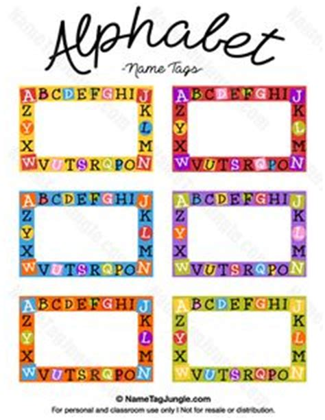 locker tag templates 1000 ideas about kindergarten name tags on