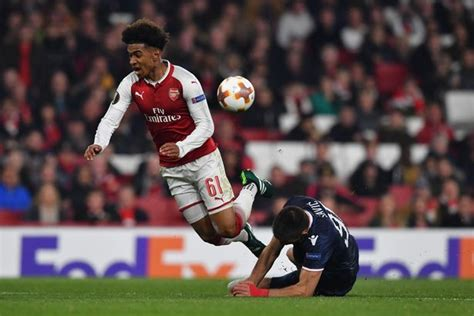arsenal player ratings against red star belgrade sport arsenal player ratings from red star belgrade draw cetusnews