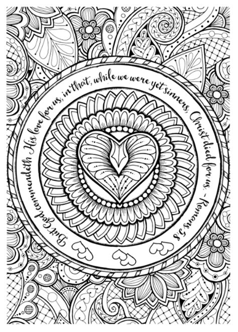 i am confident brave beautiful a coloring book for books free christian coloring pages for adults roundup
