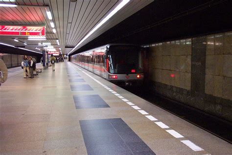 budejovicka prague metro wikipedia