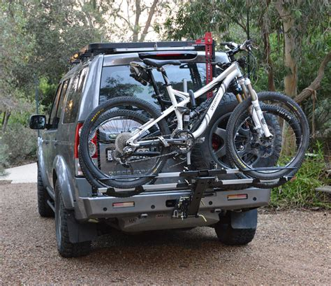 Land Rover Bike Rack by Isi Advanced Bicycle Carrier And Bike Rack Systems Land