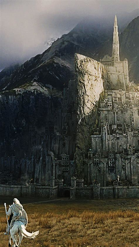 wallpaper iphone 5 lord of the rings papers co iphone wallpaper ag25 minas tirith lord of