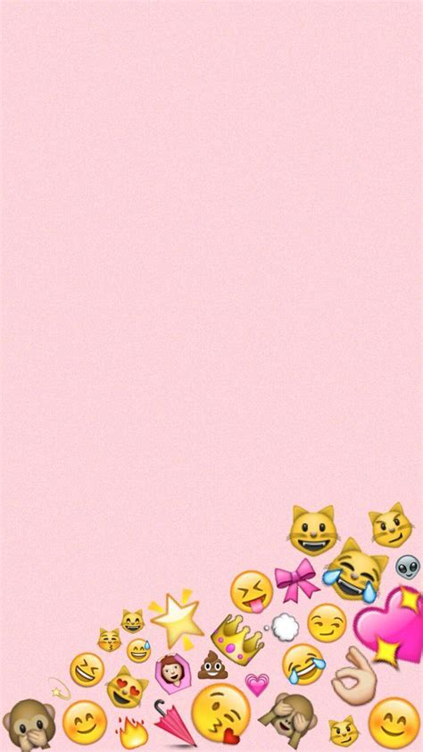 emoji wallpaper pictures emoji wallpapers wallpaper cave