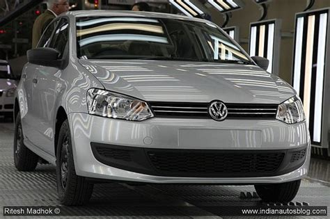 volkswagen chakan images and information vw polo production commences