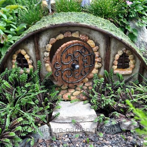 miniature garden houses 1000 ideas about hobbit houses on pinterest hobbit hole hobbit home and cob houses
