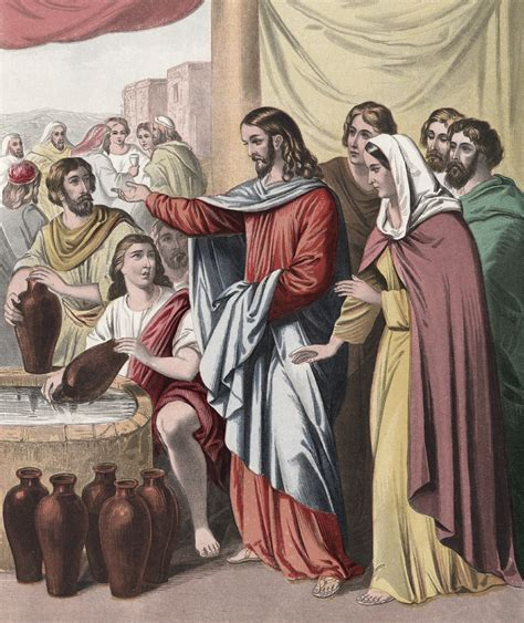 Wedding At Cana Whose Wedding by What Would Jesus Drink A Class Exploring Ancient Wines