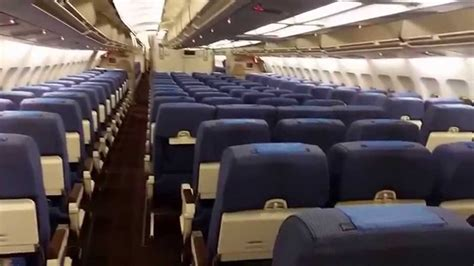 airbus a340 300 stoelindeling philippine airlines a340 300 cabin walkthrough youtube