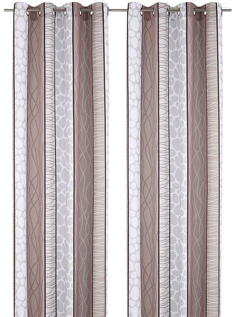 gardinen grau braun vorh 228 nge grau braun m 246 belideen