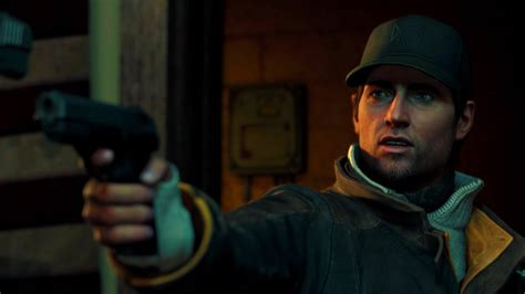 dogs aiden pearce watch dogs aiden pearce by youknowwho77 on deviantart