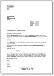 Muster Rechnungskorrektur Aufforderung Zur Korrektur Einer 252 Berh 246 Hten Fehlerhaften Rechnung At Musterbrief