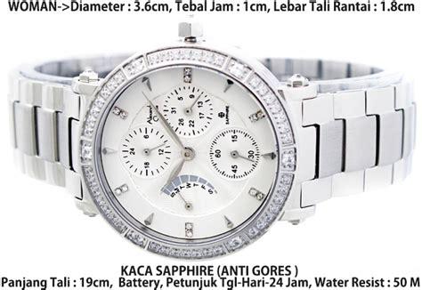 Ac 6316 Silver alexandre christie timewatch