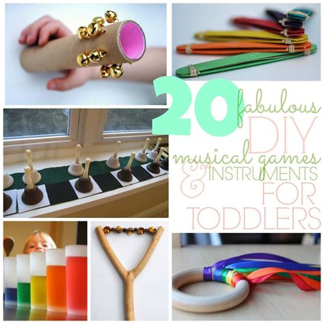 diy instruments 20 fabulous diy musical instruments for toddlers