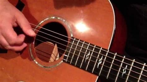 vidio tutorial finger style fingerpicking for beginners play guitar in 12 minutes