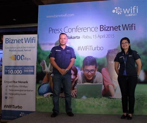 Wifi Biznet biznet wifi hadirkan empat varian paket baru dengan harga murah dan berkualitas