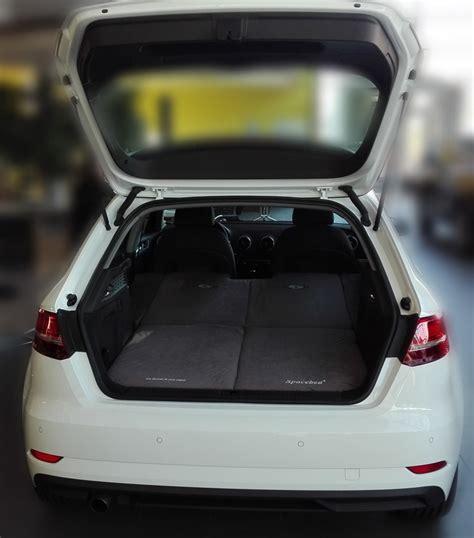 Audi Bett by Schlafen Im Audi A3 Sportback