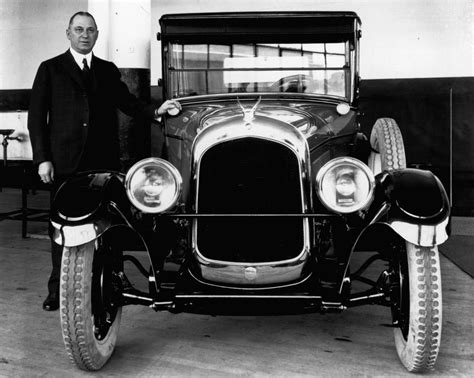 Founder Of Chrysler walter chrysler biography founder chrysler corporation
