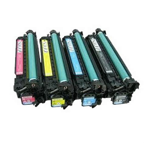 Toner Ce401a Ce402a Ce403a 507a Color magenta toner cartridge replacement for hp part ce403a