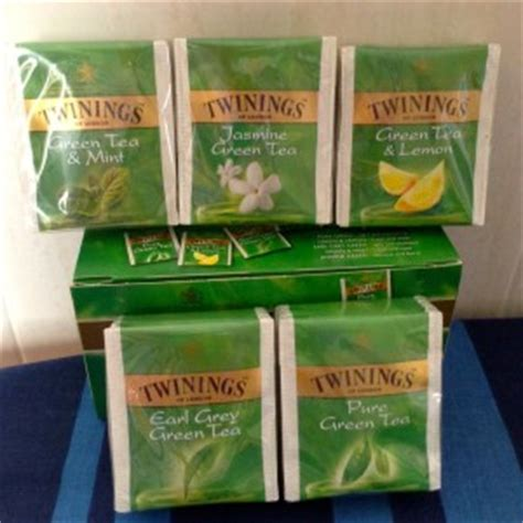 Twinings Green Tea Collection twinings green tea collection review cuteek