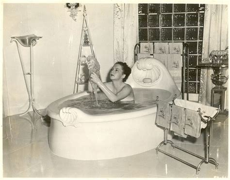 bathtub movie olivia de havilland and another beautiful bath tub