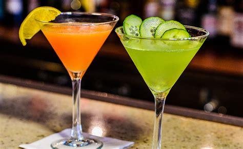specialty cocktails ristorante