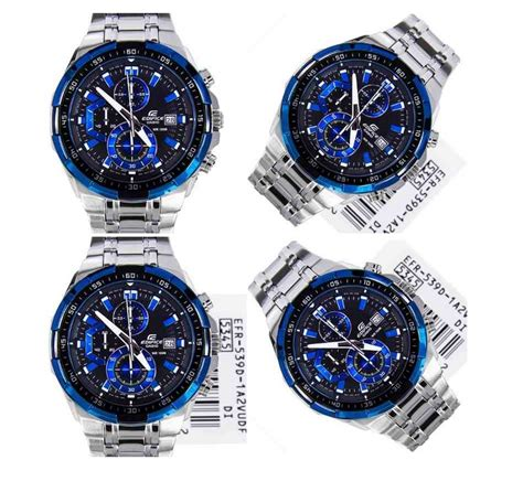 Casio Efr 539d 1a2v Bm Ori reloj casio edifice efr 539d 1a2v 100 nuevo y original s 349 99 en mercado libre