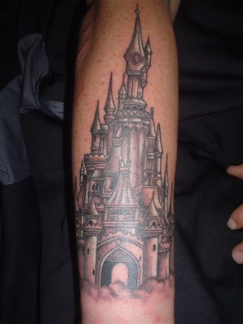 disney castle tattoo disney castle picture disney castle image