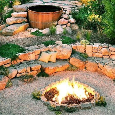 Best Firepit Pit Rocks Best Pit Design Ideas