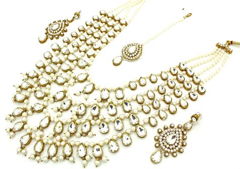 Set Arina Maroon necklace sets glimour jewellery