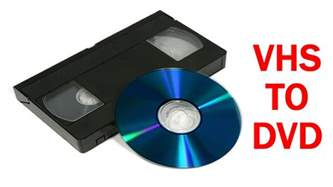 how to convert vhs to dvd best conversion