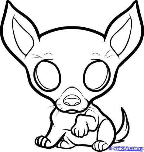 chihuahua coloring pages for kids az coloring pages chihuahua coloring pages for kids coloring home