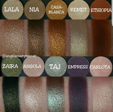 Eyeshadow Juvia S 17 best images about makeup swatches dupes on eyeshadow makeup and baked