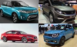 new new cars auto expo 2016 upcoming new cars that may be showcased
