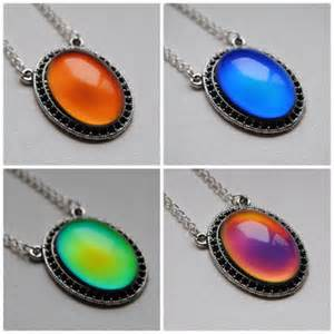 mood necklaces colors best mood necklace colors products on wanelo