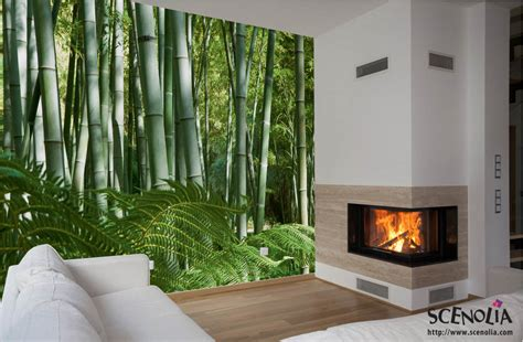 Tapisserie Bambou by Deco Chambre Zen Bambou 5 Papier Peint Zen Tapisserie
