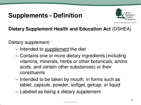 supplement definition supplements 101 wisconsin leukemia and lymphoma society