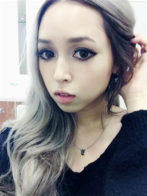 japanesse with grey hair ส ผมโทนแอช ส ดฮ ตในญ ป น ช ลไปไหน